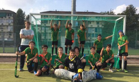 Hockey Prato. I risultati dell'Under14 dell'Skf HP Valchisone