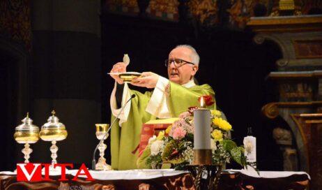 Domenica 15 novembre messa in streaming presieduta dal vescovo Derio