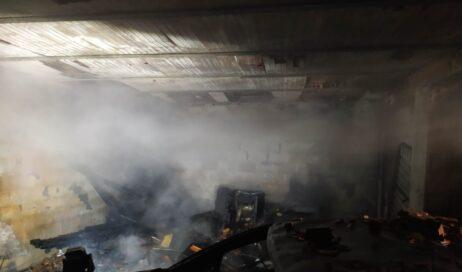 Doppio intervento dei Vigili del Fuoco a Pinerolo e San Pietro