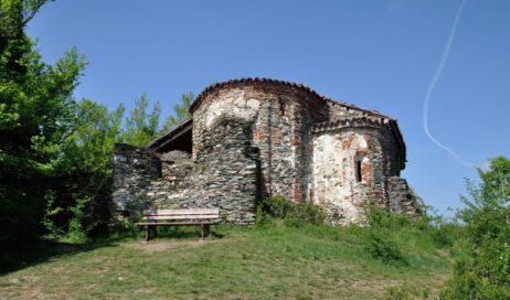 Piossasco. L'insediamento romanico del Monte San Giorgio, candidato luogo del Cuore FAI 2020