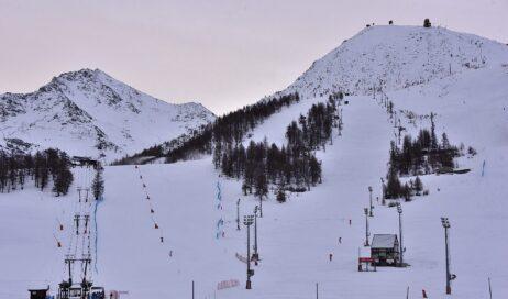 Sestriere. Prime sciate per gli atleti di interesse nazionale degli Sci Club della Vialattea