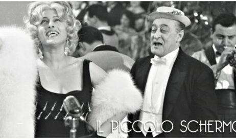 """#piccoloschermo. """"Risate di Gioia"""" a Capodanno con Totò e Anna Magnani"""