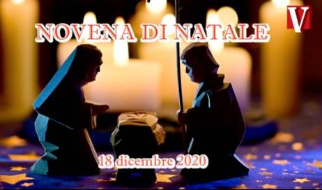Novena  di Natale – 18 dicembre 2020