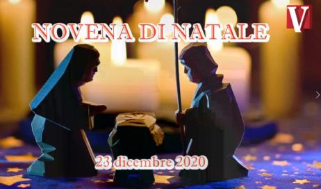Novena di Natale – 23 dicembre 2020