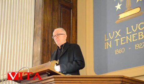 Le chiese evangeliche al vescovo Derio: conosciamo il suo impegno per il dialogo ecumenico e i rapporti di amicizia con le chiese valdesi