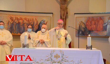 [photogallery]. Messa per don Bosco con il vescovo Derio