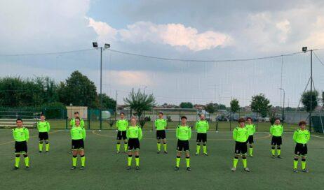 Sette nuovi arbitri per la Sezione di Pinerolo
