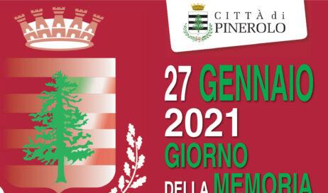 Pinerolo. Il Giorno della Memoria si commemora su Facebook