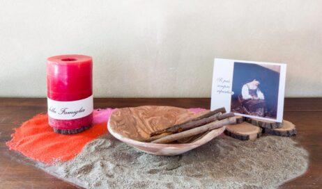 Quaresima: un piatto, un messaggio e i video del vescovo Derio