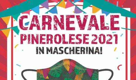 Carnevale Pinerolese… in mascherina. Ecco il concorso per i più piccoli