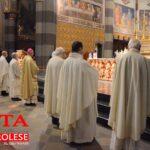 [photogallery]. Il vescovo Derio presiede la Festa della vita consacrata