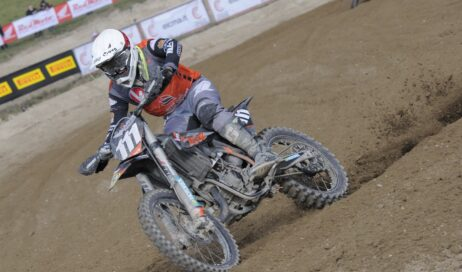 Motocross. Buona prova dell'inversino Nicolò Turaglio agl'Internazionali d'Italia