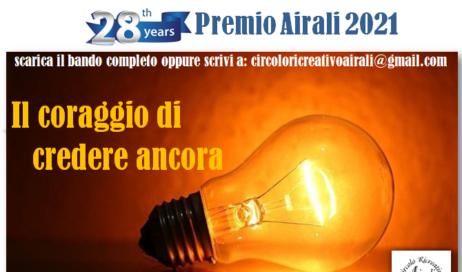 """San Secondo. 28ma edizione del concorso di poesia """"Premio Airali"""""""