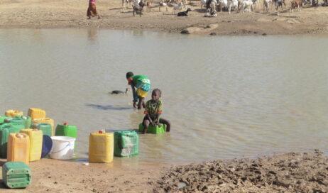 #cronacheafricane. Monsignor Debernardi ricorda la Giornata Mondiale dell'acqua