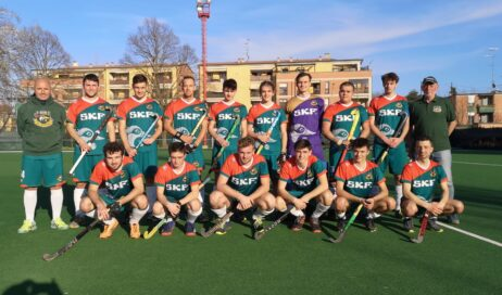 Villar Perosa. Hockey Prato A1: pareggio in rimonta per il Valchisone