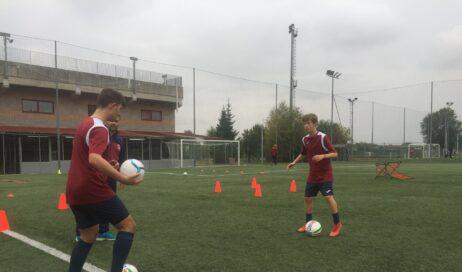 Porte. Arriva un'Accademia per giovani calciatori