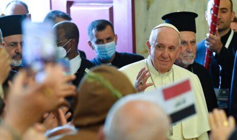 La cronaca del viaggio di Papa Francesco in Iraq