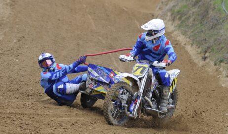Baldissero apre il Campionato ASI Motocross