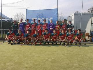 Villar Perosa. L'Hockey Valchisone vince e sale nella classifica di A1