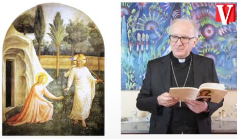 [ video ] Pasqua 2021: gli auguri del vescovo Derio