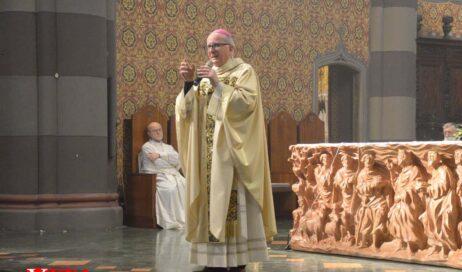 [ photogallery ]. La Messa in Coena Domini col vescovo Derio