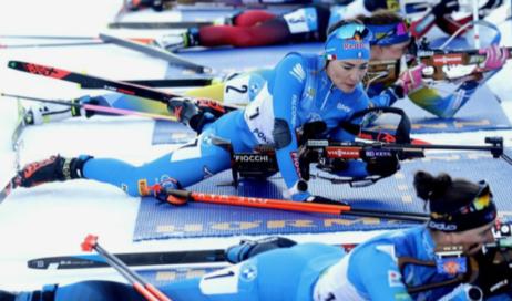 Pragelato. Una visita importante per il futuro del biathlon