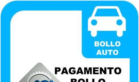 Regione. Sospeso il pagamento del bollo auto di aprile, maggio e giugno