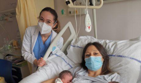 Pinerolo. Cinque neonate in poche ore all'Ospedale Agnelli