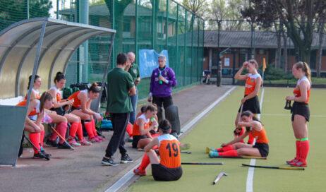 Bra. L'U21 della Lorenzoni supera le ragazze dell'Hockey Valchisone