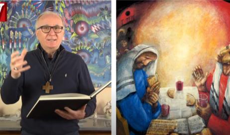 [ video ] A tu per tu con Derio – I fiduciosi. La cena di Emmaus di Sieger Köder