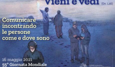 """GIORNATA MONDIALE DELLE COMUNICAZIONI SOCIALI. Da papa Francesco l'invito ad un """"di più"""" di umanità"""