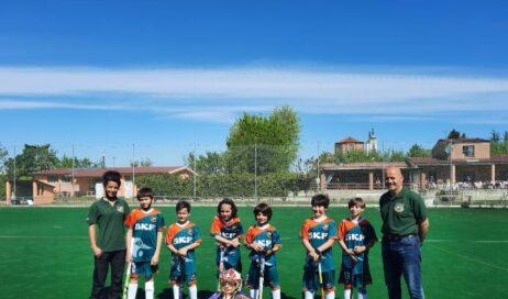 Hockey Prato. I risultati delle giovanili dell'Skf HP Valchisone