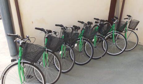 Pinerolo. UpCycling per recuperare vecchie bici e donarle a chi ha bisogno