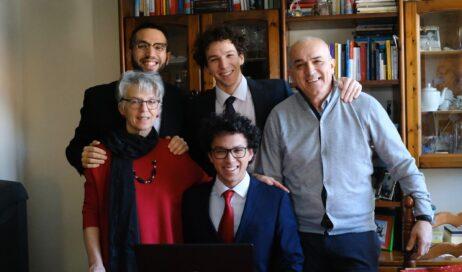 Per Buriasco arriva un diacono… con famiglia!