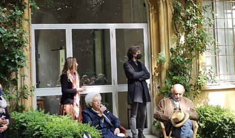 Al Castello di Miradolo inaugurata la mostra sui giardini di Paolo Pejrone
