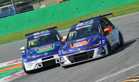 Monza. Spettacolo a tutto gas col Peroni Race Weekend