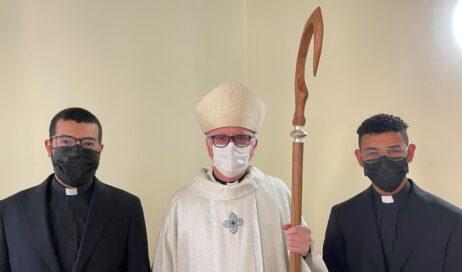 Luserna Alta. Ammissione agli ordini per due seminaristi del Redemptoris Mater