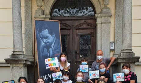 Perosa Argentina. La Quinta B racconta la visita alla mostra su Giovanni Carena