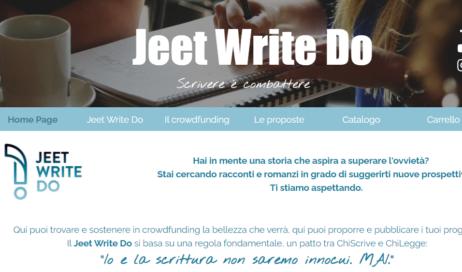 Perosa. Jeet Write Do, una nuova via per pubblicare libri