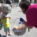 [photogallery]. Fenestrelle. Per Sant'Antonio a Ville Cloze anche il pane benedetto