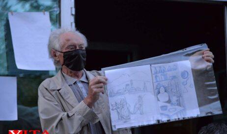 """[ photogallery ] Presentato a Frossasco il libro di Piero Righero """"Cose dell'altro secolo"""""""