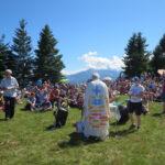 [photogallery]. Il vescovo Derio alla Vaccera: noi facciamo parte del panorama di Dio!