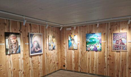 Sestriere. Inaugurata la quinta edizione di Vette d'Arte
