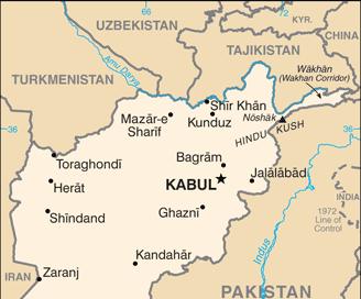L'Afghanistan, la guerra e la pace