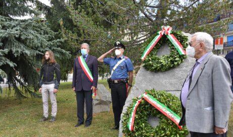 Sestriere. Commemorati i partigiani caduti in Alta val di Susa e nelle valli Chisone e Germanasca