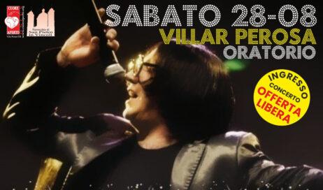 Villar Perosa. Una giornata di musica e giochi per sostenere Cuore Aperto e Oratorio