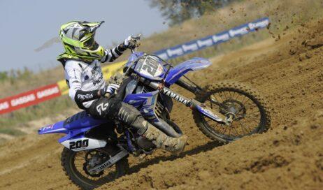 Motocross Junior a Ottobiano: bene Team Lacroce, ottimo Nicolò Turaglio