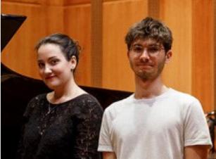 Pinerolo. Due allievi dell'Accademia di Musica premiati al Busoni