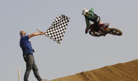Ottobiano. Si è chiuso il Campionato Italiano Motocross Junior