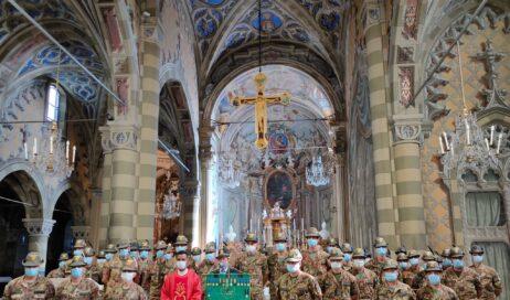 [photogallery]. Messa in onore di San Maurizio col 3° Alpini